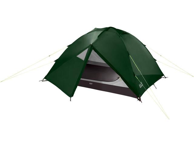Jack Wolfskin Eclipse III Tente, mountain green